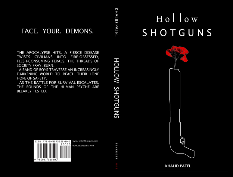 Hollow Shotguns Book Cover